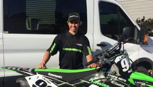 Kawasaki's Lachlan Allan AORC Update