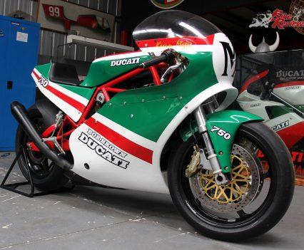 #M Bob Brown Ducati - Kevin Magee