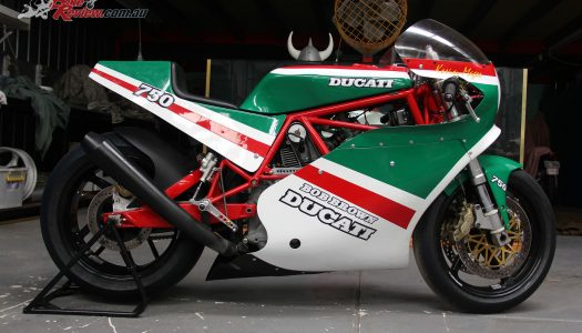 Throwback Thursday: Bob Brown Ducati TT2 SuperSport