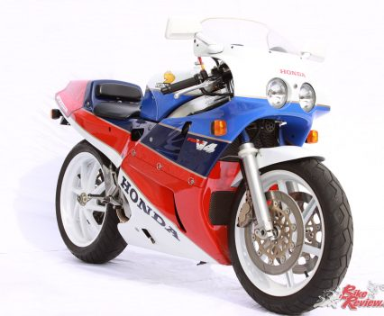 The RC30's success was sensational both internationally and nationally