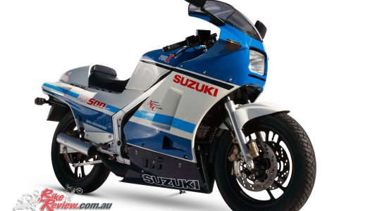 Classic Collectable: Suzuki's RG500 two-stroke