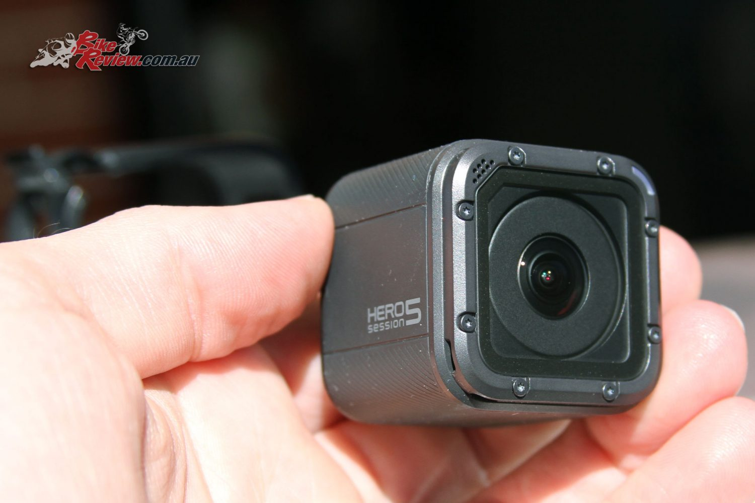 GoPro's top-end small form factor sports offering, the Hero5 Session