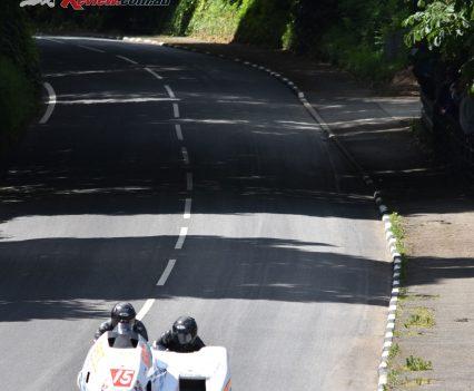 2017 Isle of Man TT Allan Schofield, Steve Thomas
