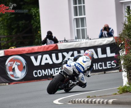 2017 Isle of Man TT Ballacraine Lightweight TT