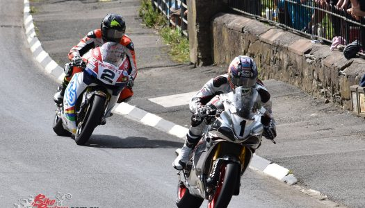 Pictorial: Isle of Man TT 2017 with Alan Mills
