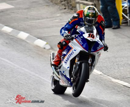 2017 Isle of Man TT Hickman