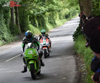 2017 Isle of Man TT Jessop Lintin