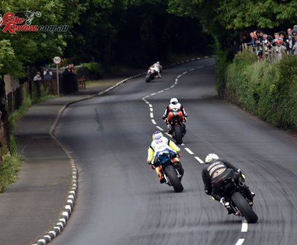 2017 Isle of Man TT Run to Ramsey