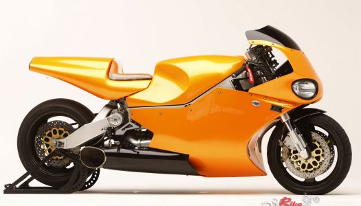Custom: MTT Y2K Turbine motorcycle – 320hp, 400km/h