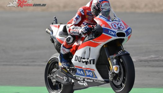 Dovizioso wins Silverstone as Marquez forced to retire