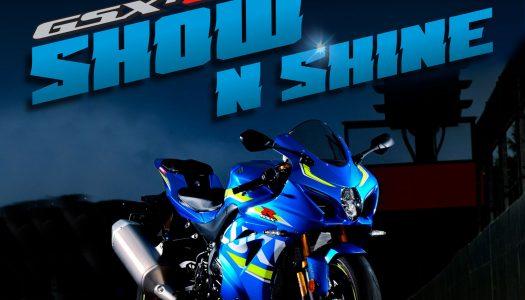 GSX-R Show N Shine at ASBK