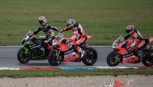 Davies dominates Germany – Jones 2nd in SSTK1000