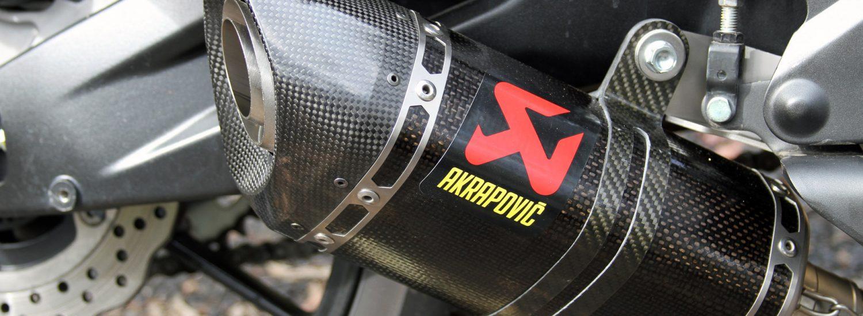 Akrapovic Carbon Racing Exhaust