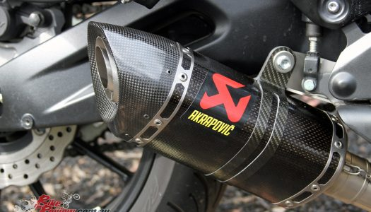 Staff Bike: MT-07 Tracer – Akrapovic Exhaust & Sub-Cowl
