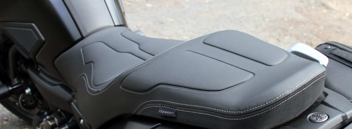 Yamaha Comfort Seat for the MT-07 Tracer