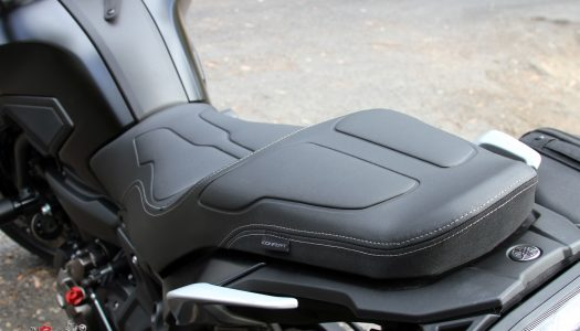 Staff Bike: Yamaha MT-07 Tracer Comfort Seat Review