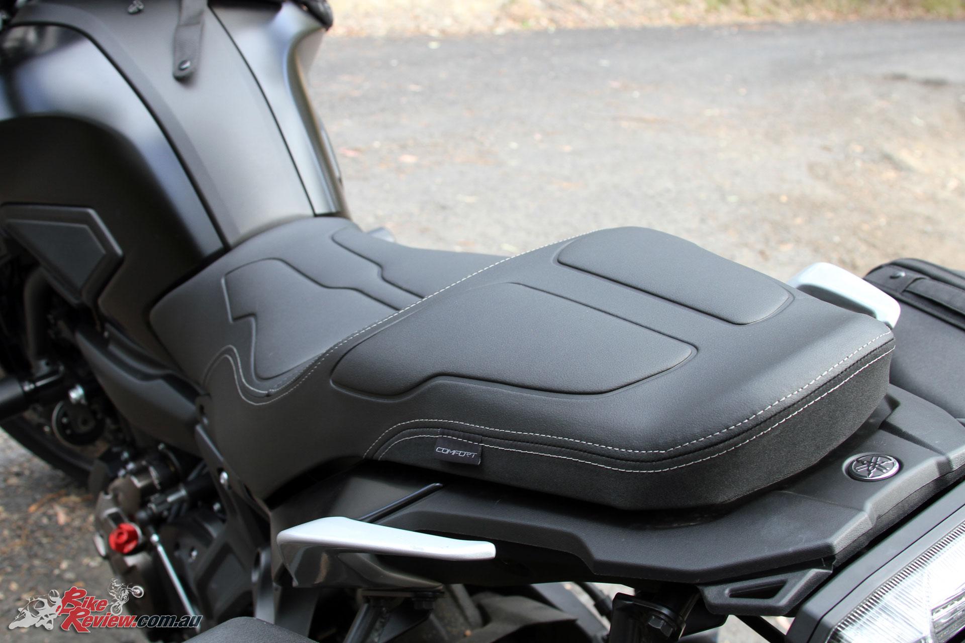 Staff Bike Yamaha Mt 07 Tracer Comfort Seat Review Bike