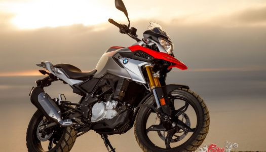 BMW's G 310 GS arrives October for $6,900 MRLP* (+ORC)