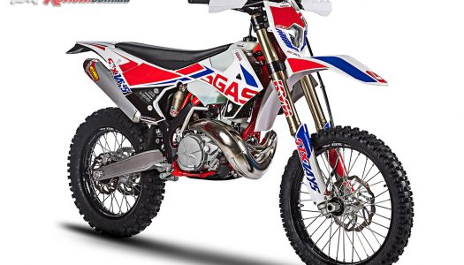 Gas Gas announce EC 300 Six Days France edition