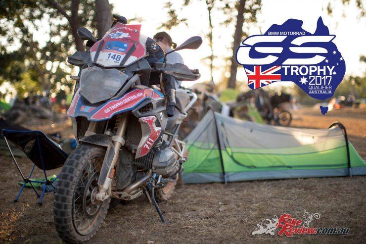 2018 BMW Motorrad Australian GS Trophy Qualifier