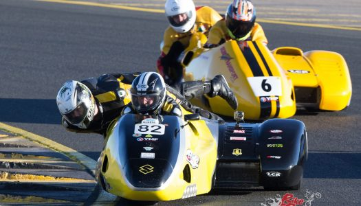F1 & F2 Sydney Motorsport Park Sidecar Showdown