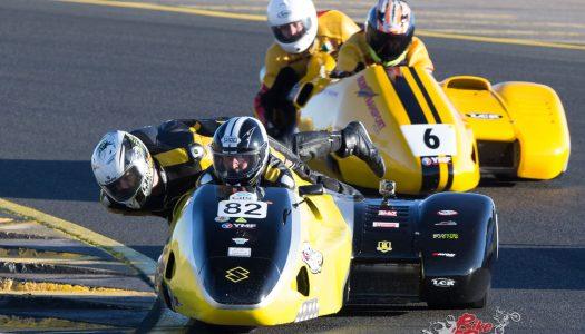 F1 & F2 Sydney Motorsport Park Sidecar Showdown