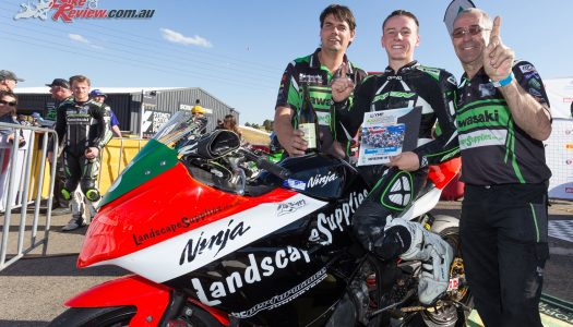 Reid Battye 'Under 300' Supersport 300 Champion