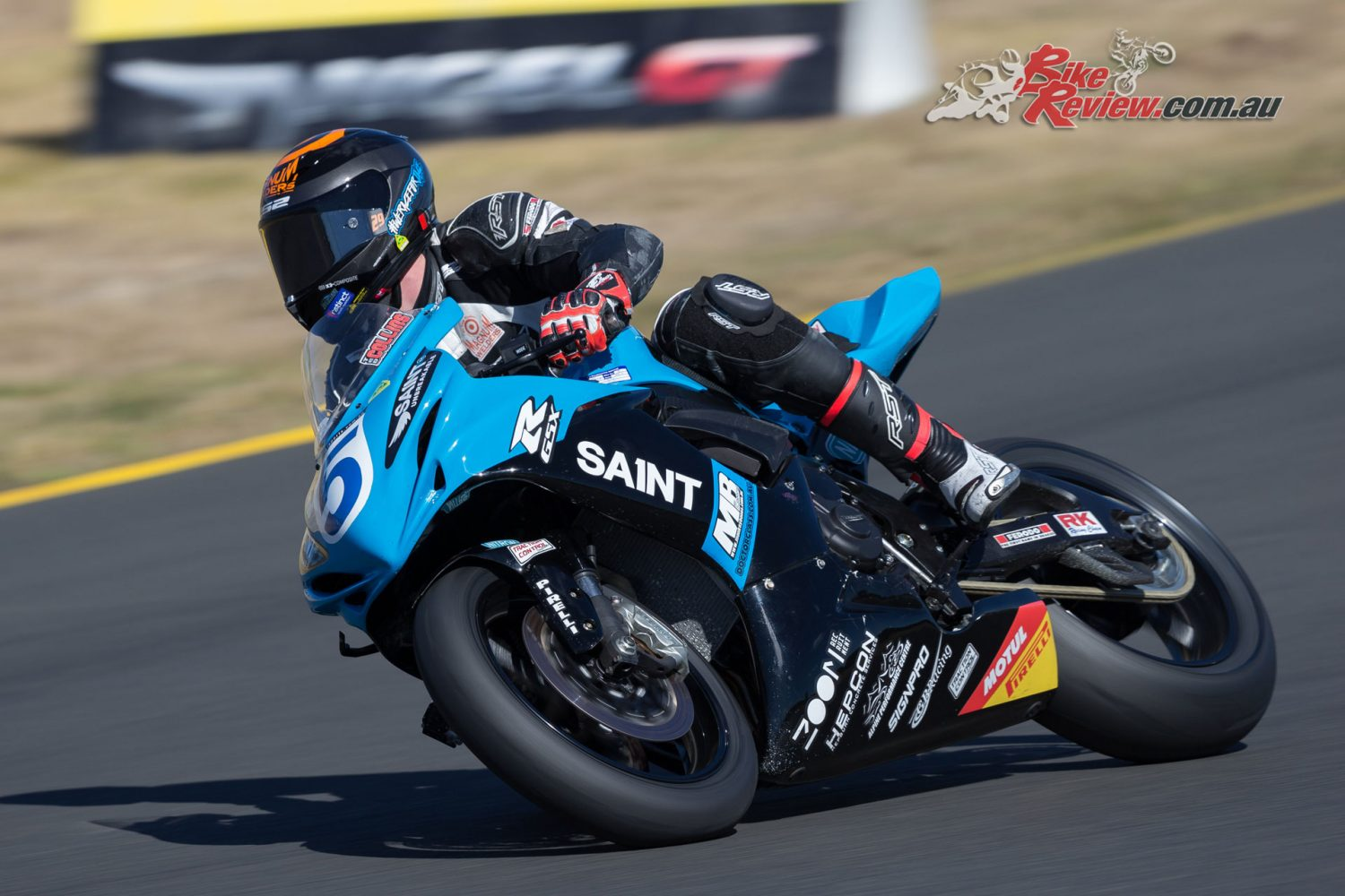 ASBK News: Round2, Winton Support Classes - Bike Review