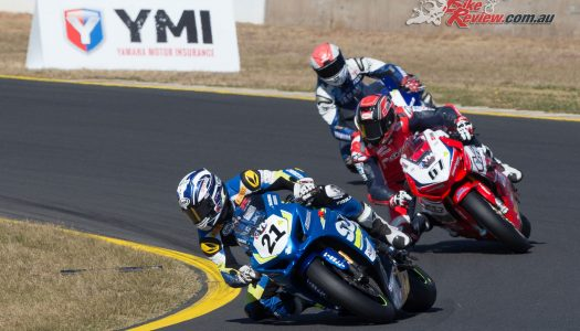 Waters in Championship contention after SMSP Double