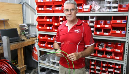 Feature: Hel Brake Lines, Hand Made Magic