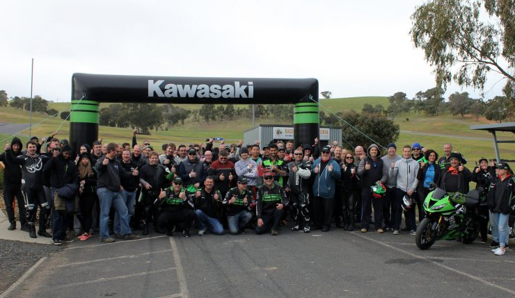 Kawasaki Ride Day