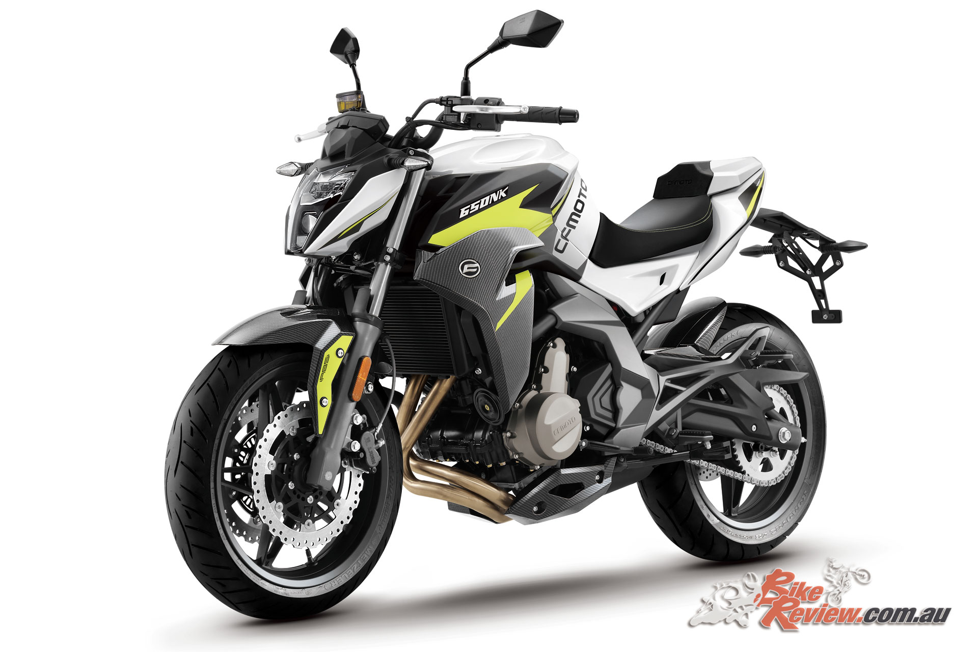 Kawasaki Enduro 650 >> CF Moto 650NK Isle of Man TT Edition - Bike Review