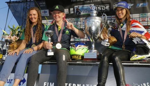 Australia Women's Team crowned five time ISDE champions
