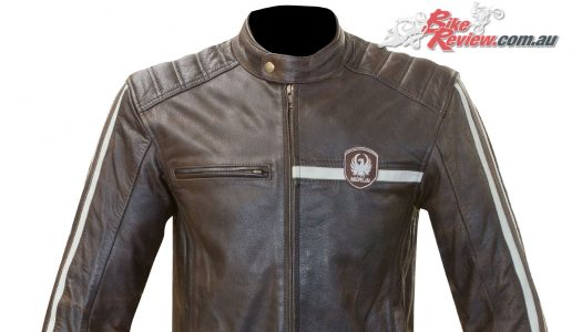 New Product: Merlin Derrington Leather Jacket