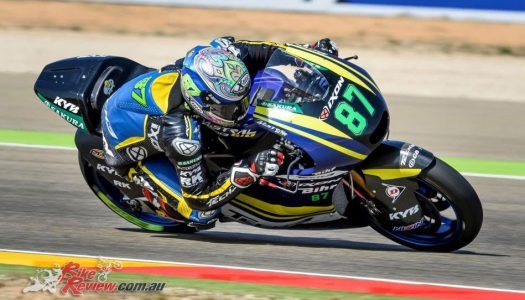 Focus now on 2018 for Remy Gardner after Valencia GP