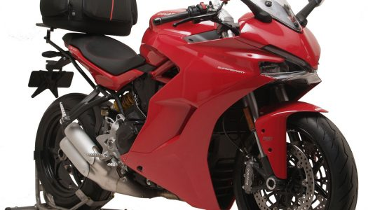 New Product: Ventura luggage for Ducati's 950 SuperSport
