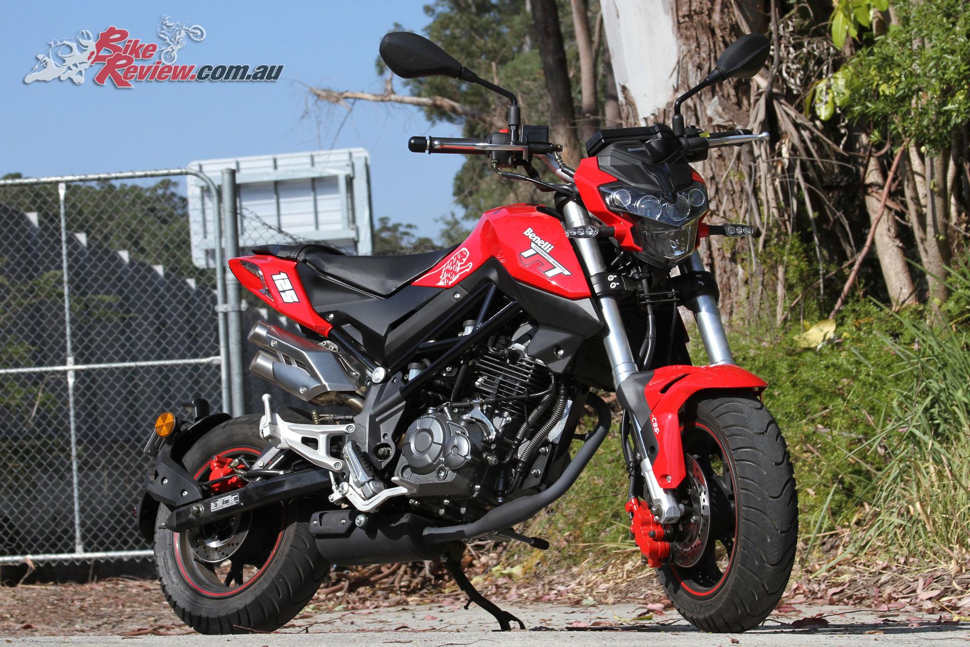 Honda Riding Gear >> Review: 2017 Benelli TnT 125 Tornado - Bike Review