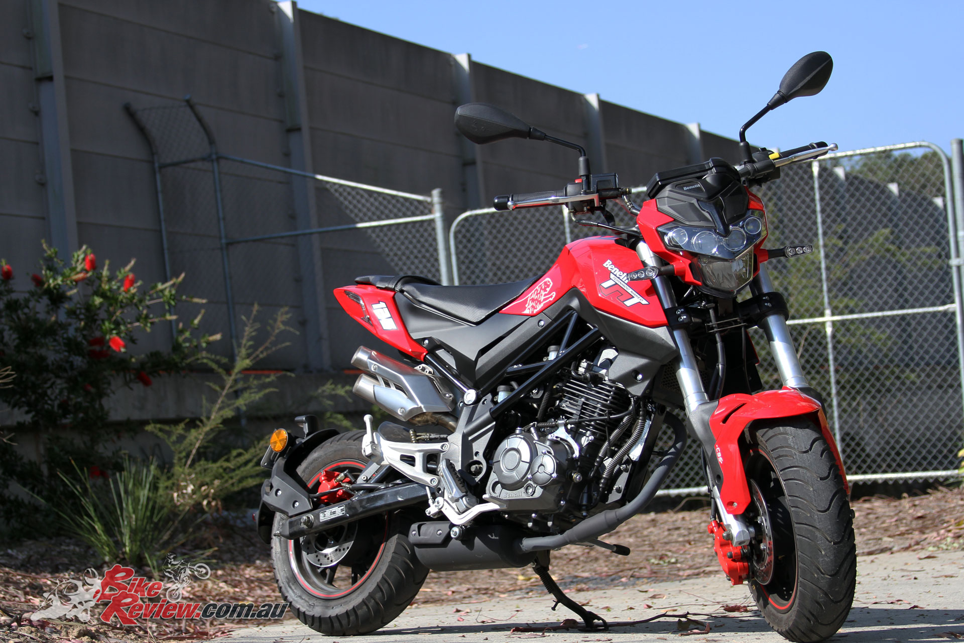 Redline Motorcyles - BENELLI TNT 125