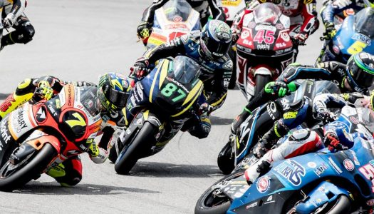 Remy's Malaysian Moto2 GP ends after lap 2 crash