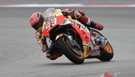 Marquez crowned Champion as Pedrosa wins dramatic race