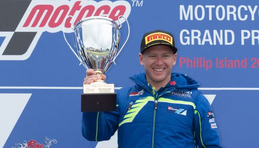 Josh Waters Secures 2017 Phillip Island Superbike Championship