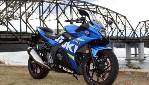 Review: 2017 Suzuki GSX250R (LAMS)