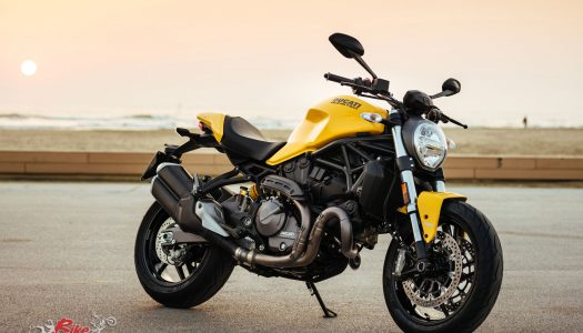 Ducati unveil 2018 Monster 821 for Monster's 25th Anniversary