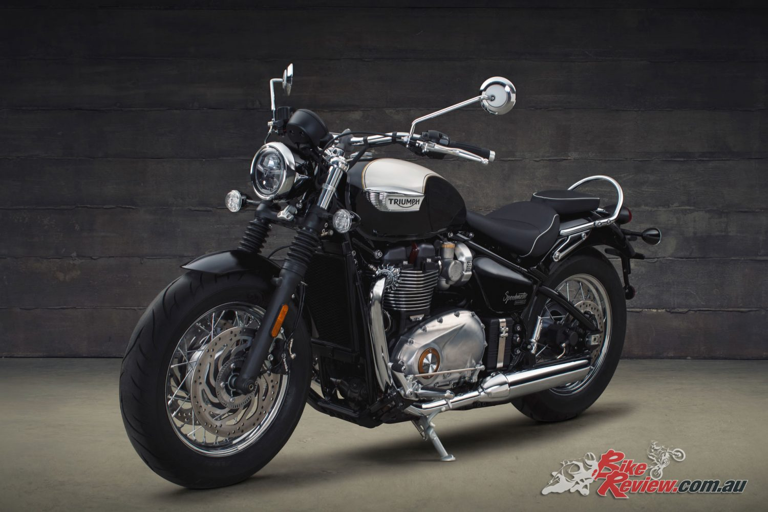 triumph announce 2018 bonneville speedmaster bike review. Black Bedroom Furniture Sets. Home Design Ideas