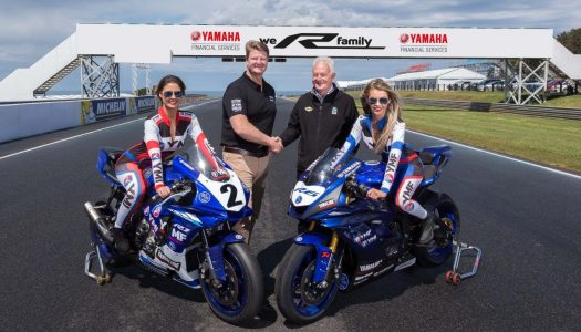 Yamaha Finance continue Phillip Island WSBK sponsorship