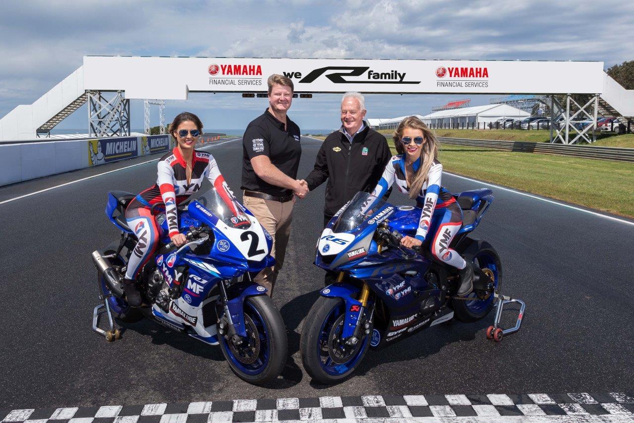 Yamaha Finance continue Phillip Island WSBK sponsorship ...