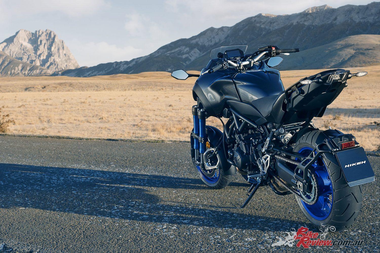 yamaha niken review threewheeled motorcycle - 1024×576