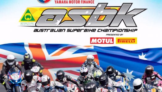 ASBK Online Program available for Round 7 at Phillip Island
