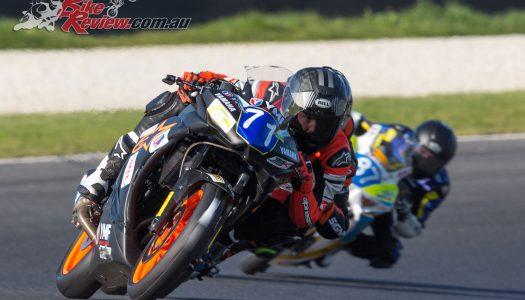 Wild Card Tom Edwards Sets sights on Jerez WSBK