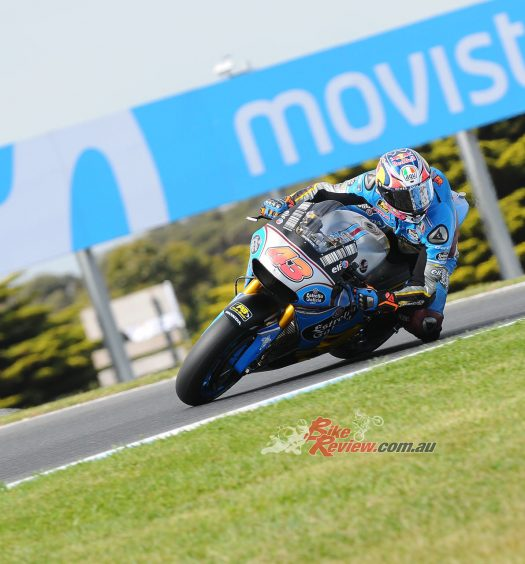 Bike Review John Inness MotoGP Phillip island 20171020_2306